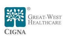 Cigna/Great West logo